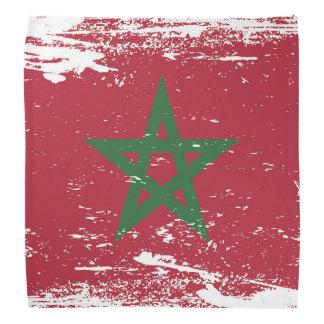 Grunge Morocco Flag Do-rags