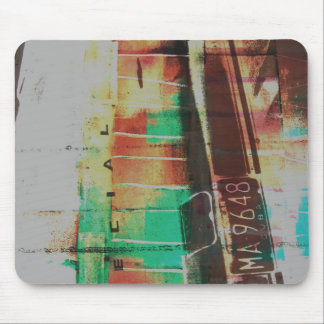 Grunge Mouse Pad