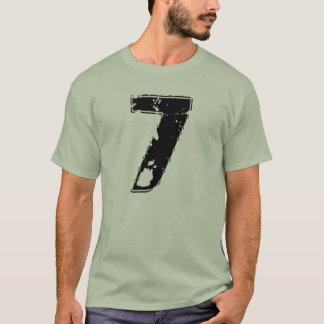GRUNGE NUMBER 7 T-Shirt