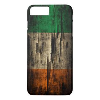 Grunge Paint Irish Flag iPhone 7 Plus Case