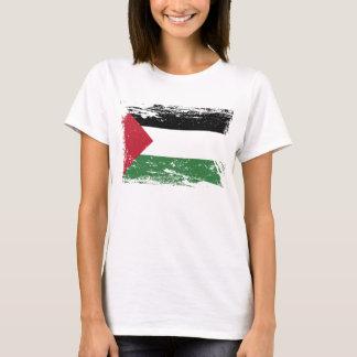 Grunge Palestine Flag T-Shirt