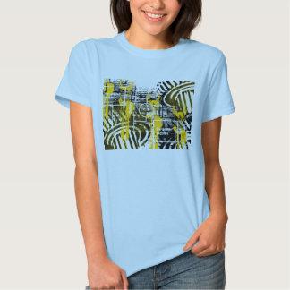 Grunge Patter 7 T Shirt