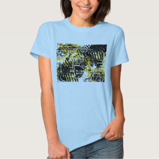 Grunge Patter 9 T Shirt