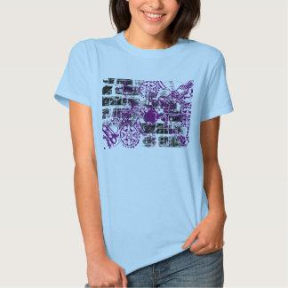 Grunge Pattern 16 Tee Shirt