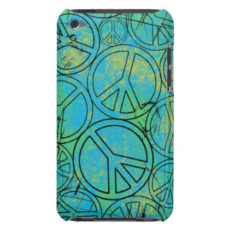 GRUNGE PEACES iPod Touch Case-Mate Case