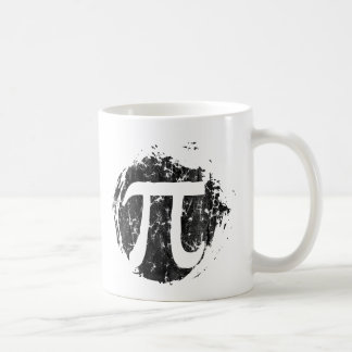 Grunge PI Coffee Mug