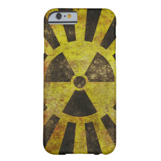 Grunge Radioactive iPhone 6 Case Barely There iPhone 6 Case