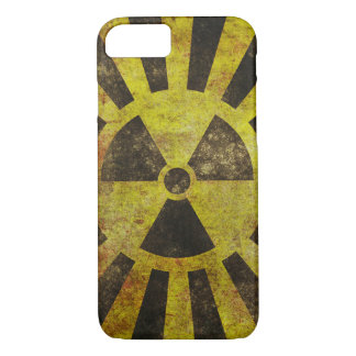 Grunge Radioactive iPhone 7 Case