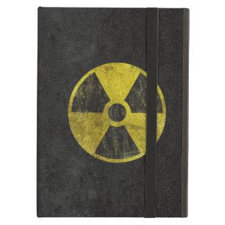 Grunge Radioactive Symbol iPad Air Cover