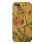 Grunge rose iPhone4 Speck Case Case For iPhone 5/5S
