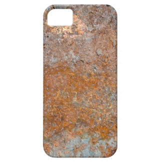 Grunge Rust Textured Background iPhone 5 Cover