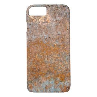 Grunge Rust Textured Background iPhone 8/7 Case