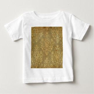 Grunge,rustic,damask,bronze,antique,victorian,chic T Shirt
