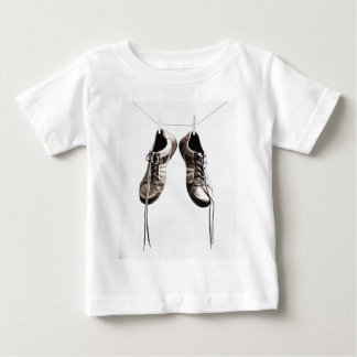 Grunge Shoes Baby T-Shirt