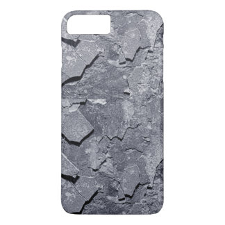 Grunge Simulated Broken Concrete iPhone Case