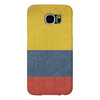 Grunge sovereign state flag of country of samsung galaxy s6 cases