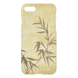 Grunge Stained Bamboo Paper Background iPhone 8/7 Case