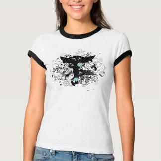 Grunge Style Chiropractic T-Shirt