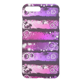 Grunge Style Music Banner 3 iPhone 8 Plus/7 Plus Case
