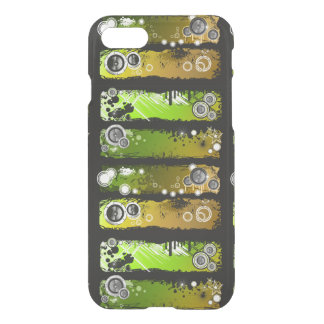 Grunge Style Music Banner iPhone 8/7 Case