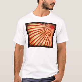 Grunge sun. T-Shirt