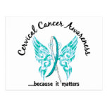 Grunge Tattoo Butterfly 6.1 Cervical Cancer