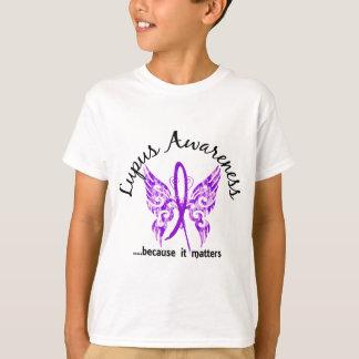 Grunge Tattoo Butterfly 6.1 Lupus Tshirts