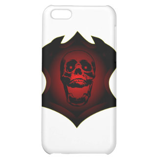 Grunge Tattoo Skull iPhone 5C Covers