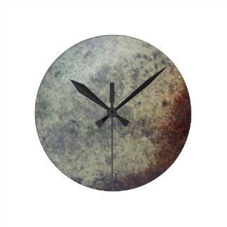 Grunge Texture Wall Clock