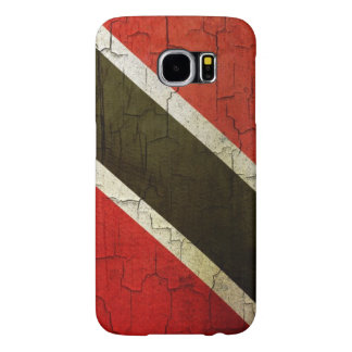Grunge Trinidad And Tobago Flag Samsung Galaxy S6 Cases