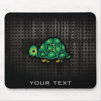 Grunge Turtle Mousepads