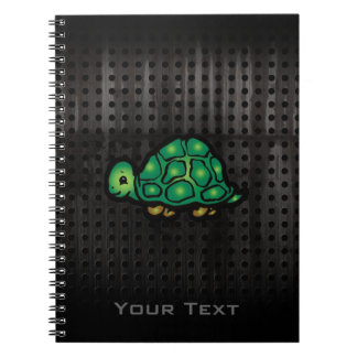 Grunge Turtle Notebook