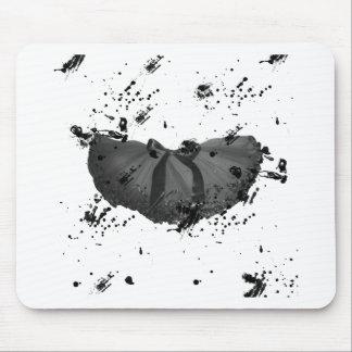 Grunge Tutu Mouse Mat