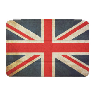 Grunge UK Flag Union Jack iPad Mini Cover