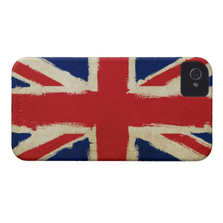 Grunge Union Jack iPhone 4 Case-Mate Cases