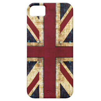 Grunge Union Jack Case For The iPhone 5