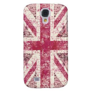Grunge United Kingdom Union Jack flag