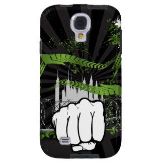 Grunge Urban Fist - Urban Warrior Galaxy S4 Case