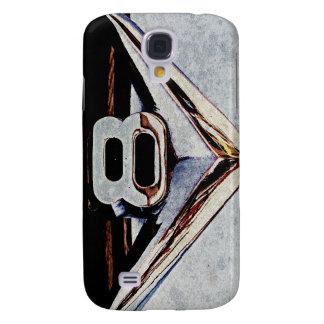 Grunge V8 Big Block Emblem Galaxy S4 Case