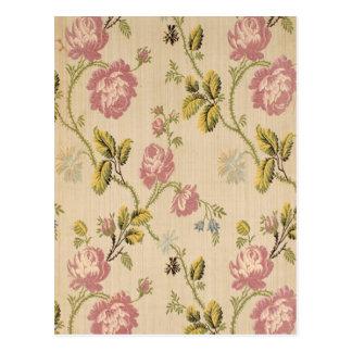 grunge,vintage,victorian,floral,pink,elegant,chic, postcard