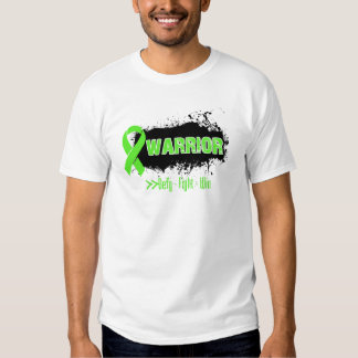 Grunge - WARRIOR - Lymphoma T-shirts