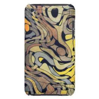 GRUNGE WEAVE iPod Touch Case-Mate Case