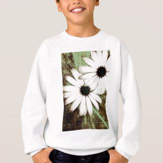 grungy daisys sweatshirt