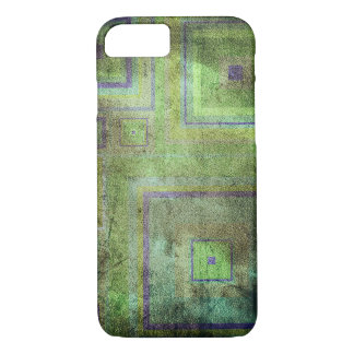 Grungy Quilted Phone Case