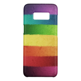 Grungy Rainbow Pattern Case-Mate Samsung Galaxy S8 Case