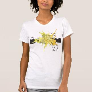 Grungy roses T-Shirt
