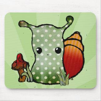 Grungy Snail Mousepad