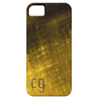 Grungy Tweed iPhone 5 Cover