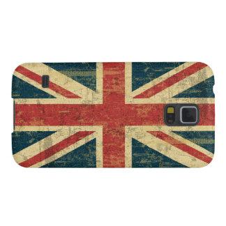 Grungy Union Jack Samsung Galaxy Nexus Cases
