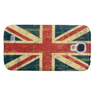 Grungy Union Jack Galaxy S4 Case